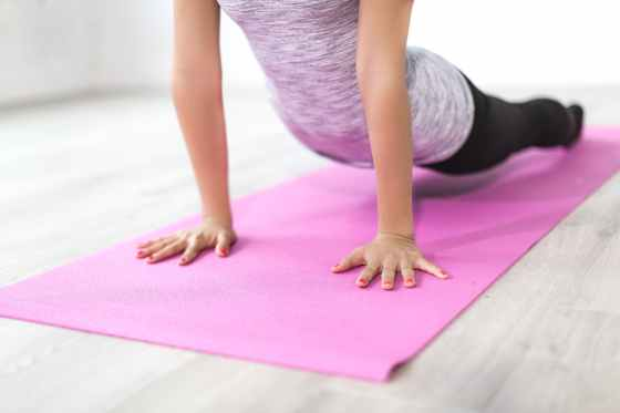 stretching for chronic pain relief